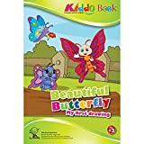 American Educational Products A-4024  Beautiful Butterfly Booklet for Kiddo
