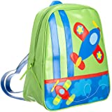 Stephen Joseph Little Boys' Go Go Bag, Airplane, One Size