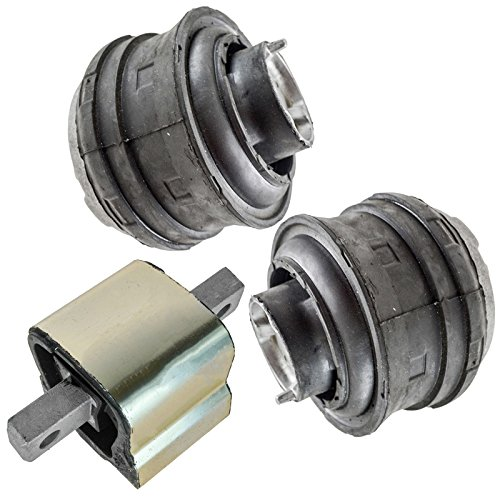 (Hydraulic Engine & Transmission Mount Set for Mercedes Benz C280 CLK320 E320)