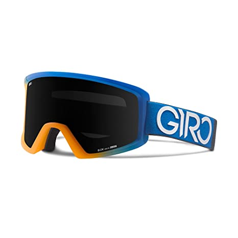 c908966f7b1c Amazon.com   Giro Blok Snow Goggles Flame Blue Dual - Black Limo ...