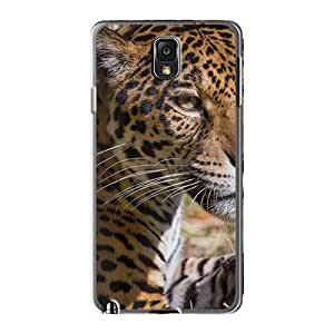 New QQcase Super Strong Jaguar Eyes Tpu Case Cover For Galaxy Note3