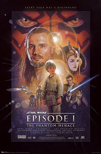 Trends International Star Wars Episode 1 Wall Poster 22.375
