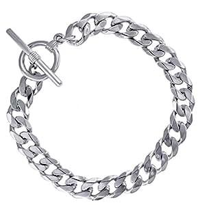 ccffabdb8737 Bracelet - BRS-K41364 - Pulsera de hombre de plata de ley
