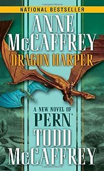 Dragon Harper (Dragonriders of Pern) 0345480309 Book Cover