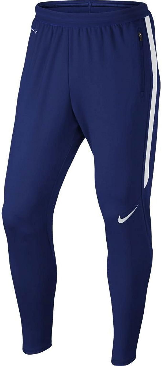 Nike Strike Pnt WP El Pantalón Chandal, Hombre, Azul (Deep Blue ...