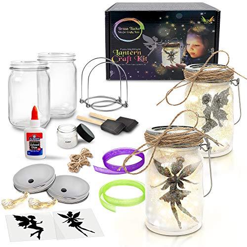Fairy Nightlight Lantern Craft Pack product image