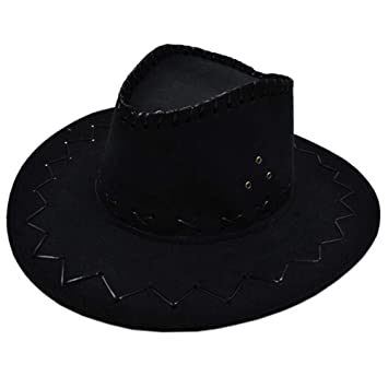 0f15e36cf0455 Image Unavailable. Image not available for. Color  Stylish Outdoors Sports  Cap Summer Protector Cowboy Hat ...