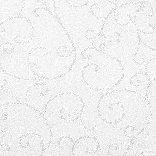 Housse de Chaise avec n/œud et Motif diverses Couleurs au Choix - TecTake 800128 Beige et Motif | no. 401346