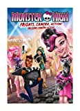 Monster High: Frights, Camera, Action! - Monster High: Frissons, Camra, Action! (Bilingual)