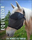 EquiVizor UV Horse Fly Mask - Standard - XL