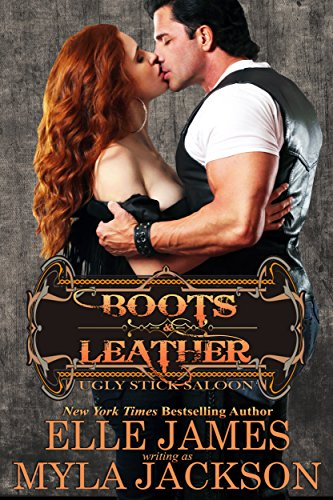 Leather Boot Jackson - Boots & Leather (Ugly Stick Saloon Book 3)