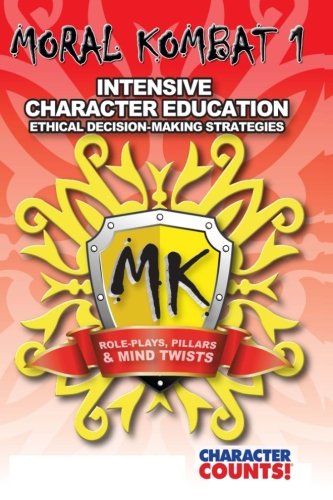 MORAL KOMBAT 1: Featured Role-Plays, Pillars, & Mind Twists: For MK1: Reusable Role-Play, Pillars, & Mind Twists Booklet (Volume 1)