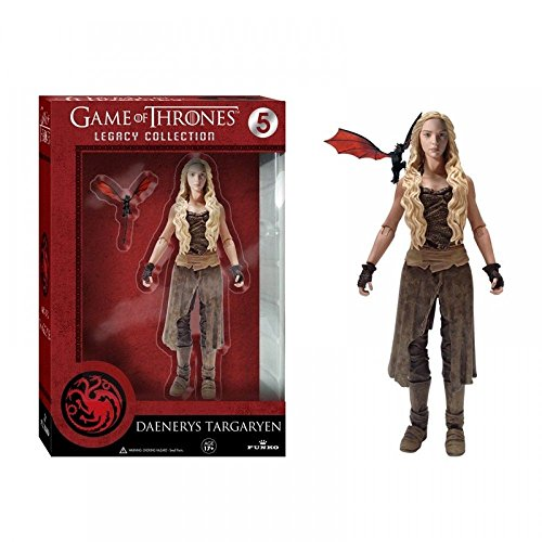 Shalleen Game of Thrones Legacy Collection Funko Action Figures Series 1 Brand New