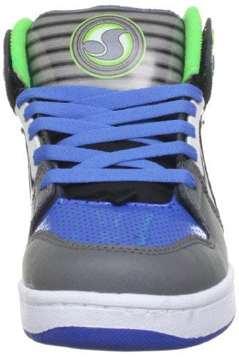 DVS Sneaker Grey Action