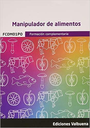 FCOM01PO Manipulador de alimentos