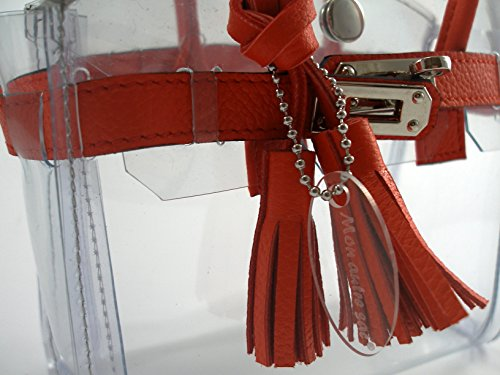 Mon Autre Sac , Damen Tote-Tasche petit taille orange