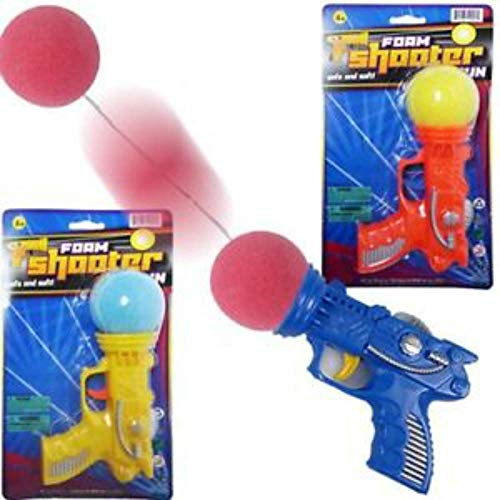 kids party 2 Foam Gun Sponge Ball Shooter. Foam Ball Popping & Jumping Toy Sponge Ball Shooter Toy. Ball Popper Toy ()