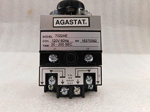 (7022AE Agastat 7000 Series Timing Relay)