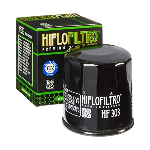 Trumpet Tyres Kawasaki ZZR1400 ZX1400 06 07 08 09 10 11 12 13 14 15 16 17 18 Oil Filter Genuine OE Quality HiFlo HF303