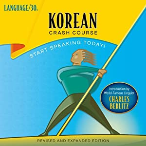 Korean Crash Course Speech