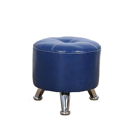 Astonishing Amazon Com Fssfd Fs Footstool Household Leather Stool Pdpeps Interior Chair Design Pdpepsorg