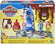 Conjunto Massinha Playdoh Máquina de Sorvete - E6688 - Hasbro