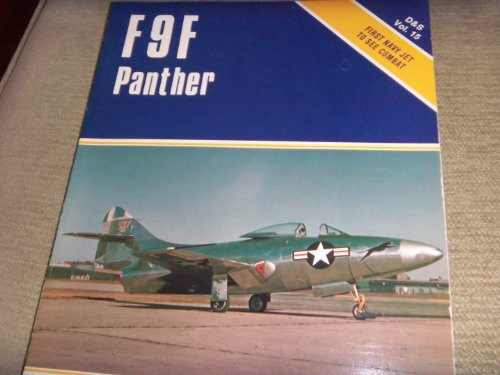 (F9F Panther in Detail & Scale - D & S Vol. 15 by Bert Kinzey (1993-05-30))