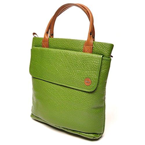 Berba Chamonix 458 Handtasche in grün Gqfi0q