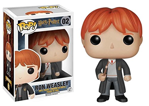 Harry Potter Ron Weasley 02 Figura de coleccion Stand