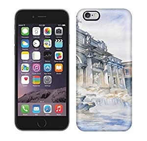 Running Gary Many Of People Is Praying In Church Hard Phone Case For iphone 6 4.7