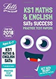 KS1 Maths and English SATs Practice Test Papers: 2018 tests (Letts KS1 Revision Success)