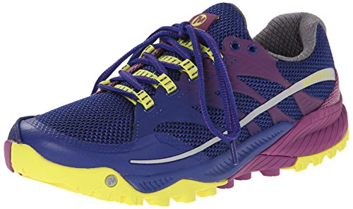 Charge Running Allout mehrfarbig Trail Multicolore Donna wild Da Plum Lime Scarpe Merrell wqpTScfUaw