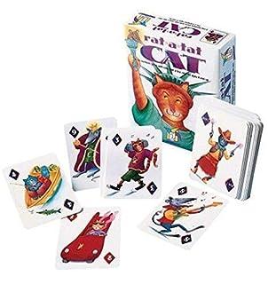 Gamewright Rat-A-Tat-Cat (B00000GBQJ) | Amazon Products