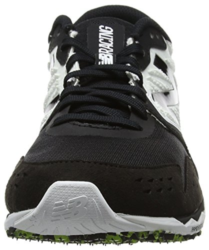 New Balance Men's Hanzo Running Shoes Black (Black/White) JmFNRRz