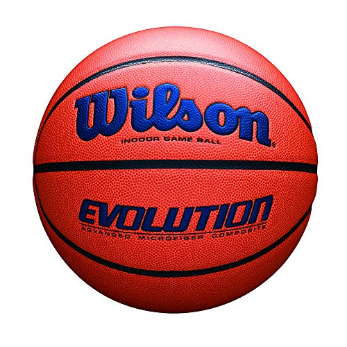 Wilson Evolution Indoor Game Basketball from Wilson
