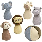 Best GUND Gift For 4 Year Old Boys - Gund Baby Bowling Set Baby Plush Toy, Playful Review