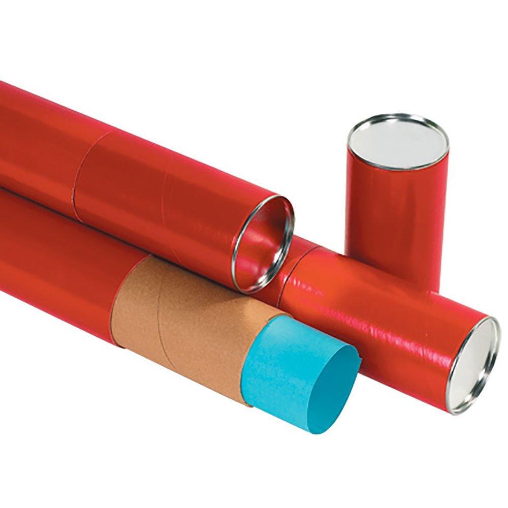 RetailSource TT3042x1 3 x 42 Red Premium Telescoping tubes 1 Tube