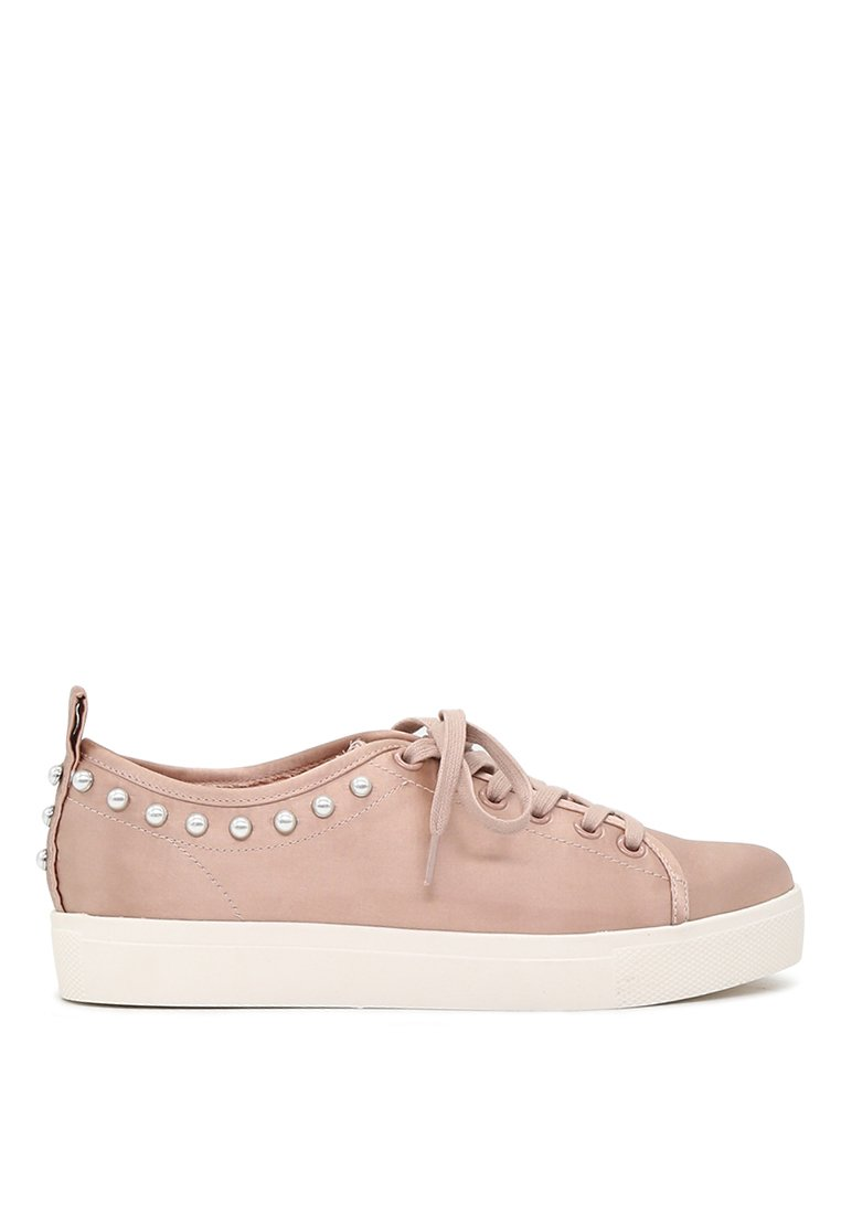 London Rag Sneakers Sneakers Femme B01MFDMUCO Femme Rose d746db0 - shopssong.space