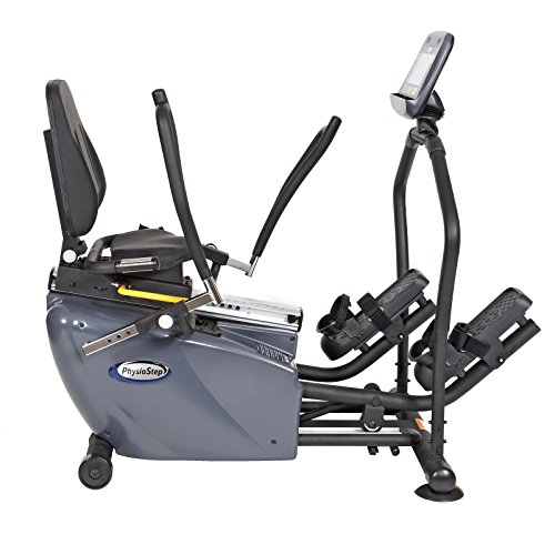 Elliptical Aluminum Steps - HCI Fitness PhysioStep RXT-1000 Recumbent Elliptical Trainer