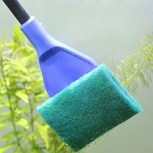 5 in 1 complete aquarium fish tank clean set fish net rake scraper fork sponge buy. Black Bedroom Furniture Sets. Home Design Ideas