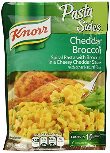 Knorr Rice Sides Cheddar Broccoli (Pack of 3)