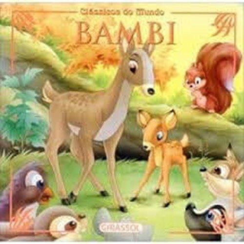 Bambi - Volume 1. Coleção Clássicos do Mundo