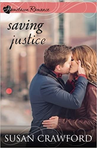 Book Saving Justice: Heart of the City (Hometown Romance)
