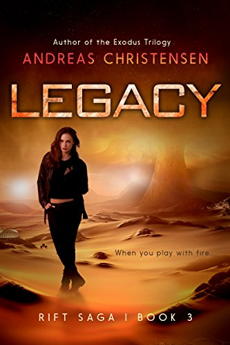 Legacy (The Rift Saga Book 3)