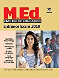 M.Ed. Entrance Exam 2019