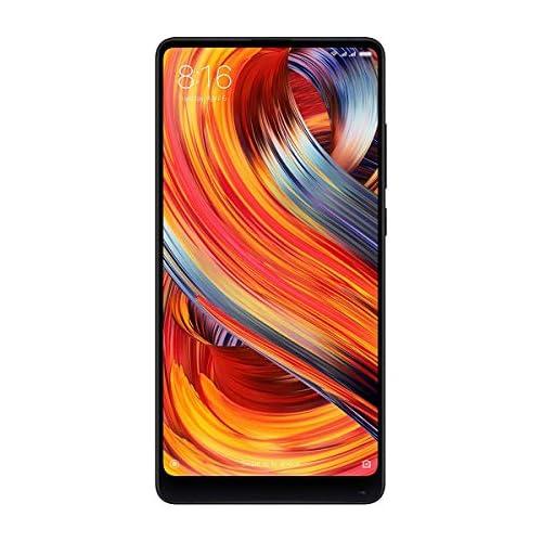 chollos oferta descuentos barato Xiaomi Mi MIX 2 SIM doble 4G 64GB Negro Smartphone 15 2 cm 5 99 64 GB 12 MP Android 7 1 1 Negro versión europea