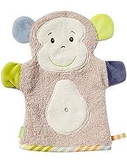 Fehn washandje – washandjes met diermotief voor vrolijk badplezier, voor baby's en kinderen vanaf 0+ maanden