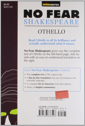 othello paranoia Read the nosweatshakespeare modern othello ebook for free chose the act & scene from the list below to read othello translated into modern english.