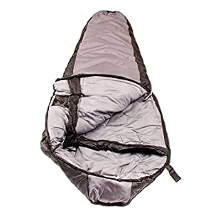 30-40°F Tactical Operations Sleeping Bag, Hooded Mummy by Northstar Tactical