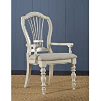 Wheat Back Arm Chair - Set of 2
